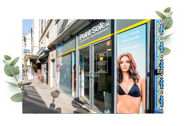 POINT SOLEIL AGENCE MONTMARTRE PAGE AGENCE